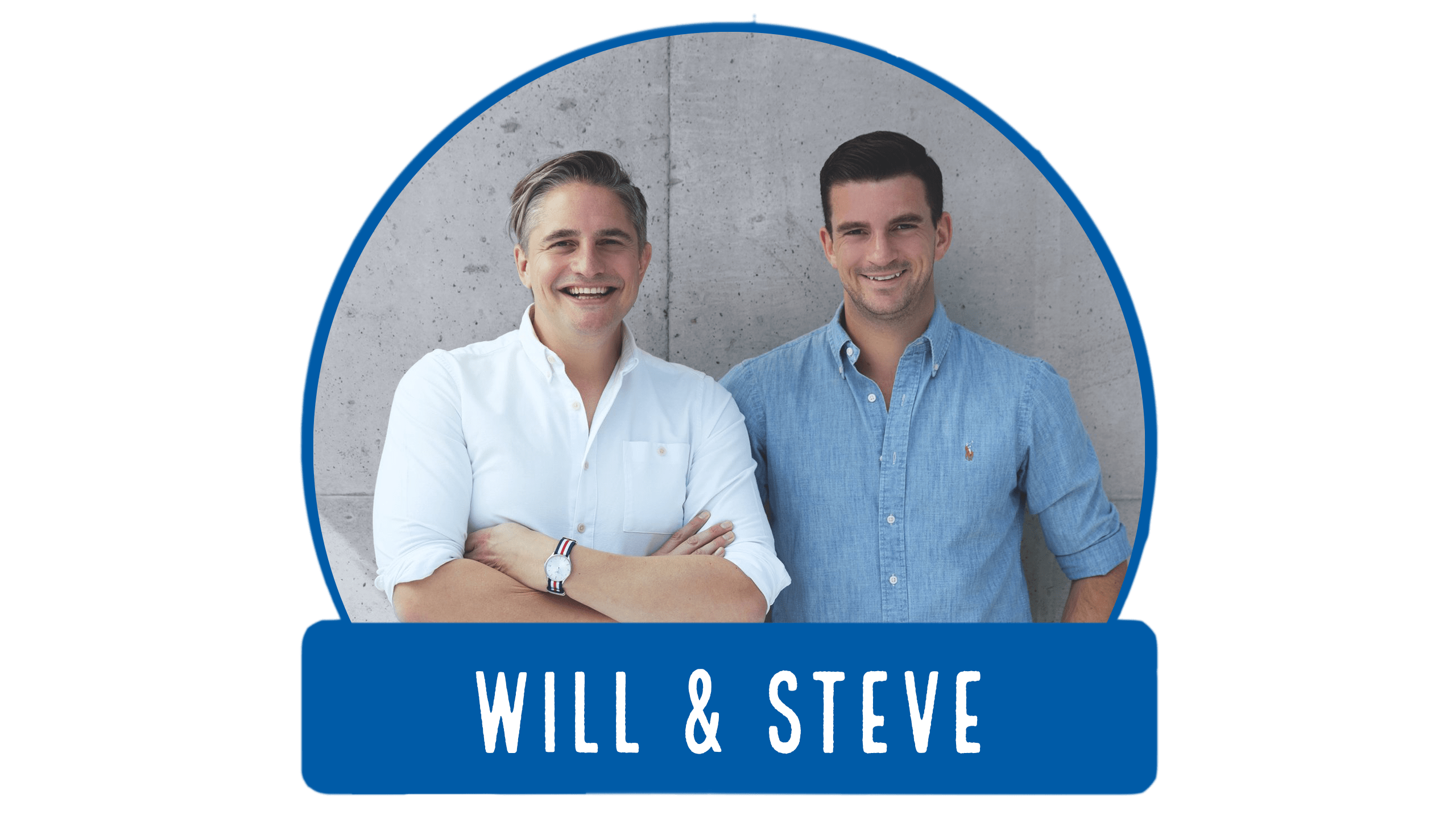 Will and Steve
