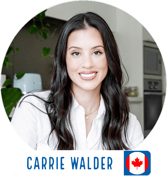 Carrie Walder, MS, RD