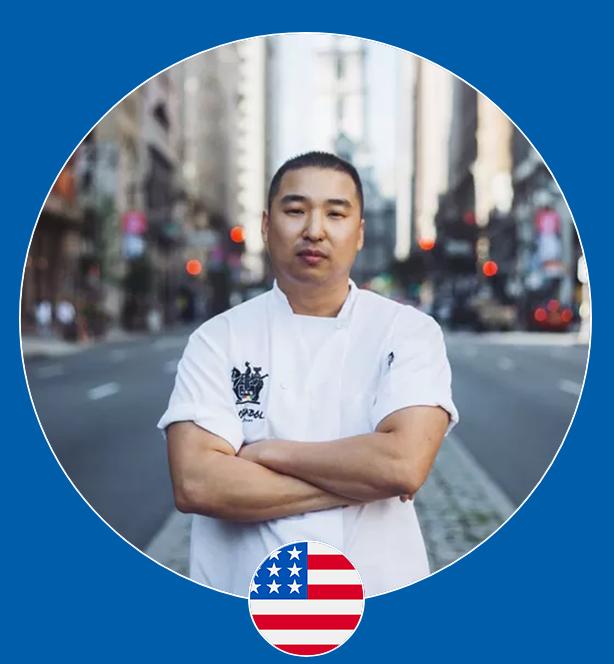 Chef Chris Cho