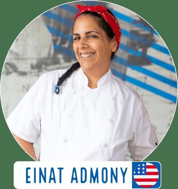 Chef Einat Admony